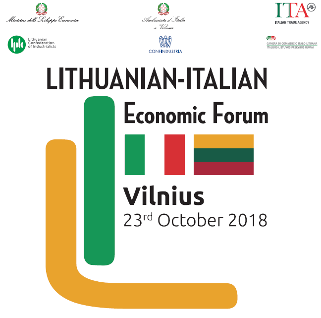 LITHUANIAN-ITALIAN FORUM - please register your interest to attend