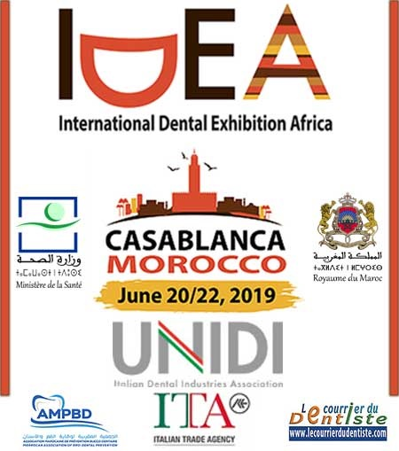 Morocco - International Dental Exhibition Africa - Casablanca 20/22 June 2019