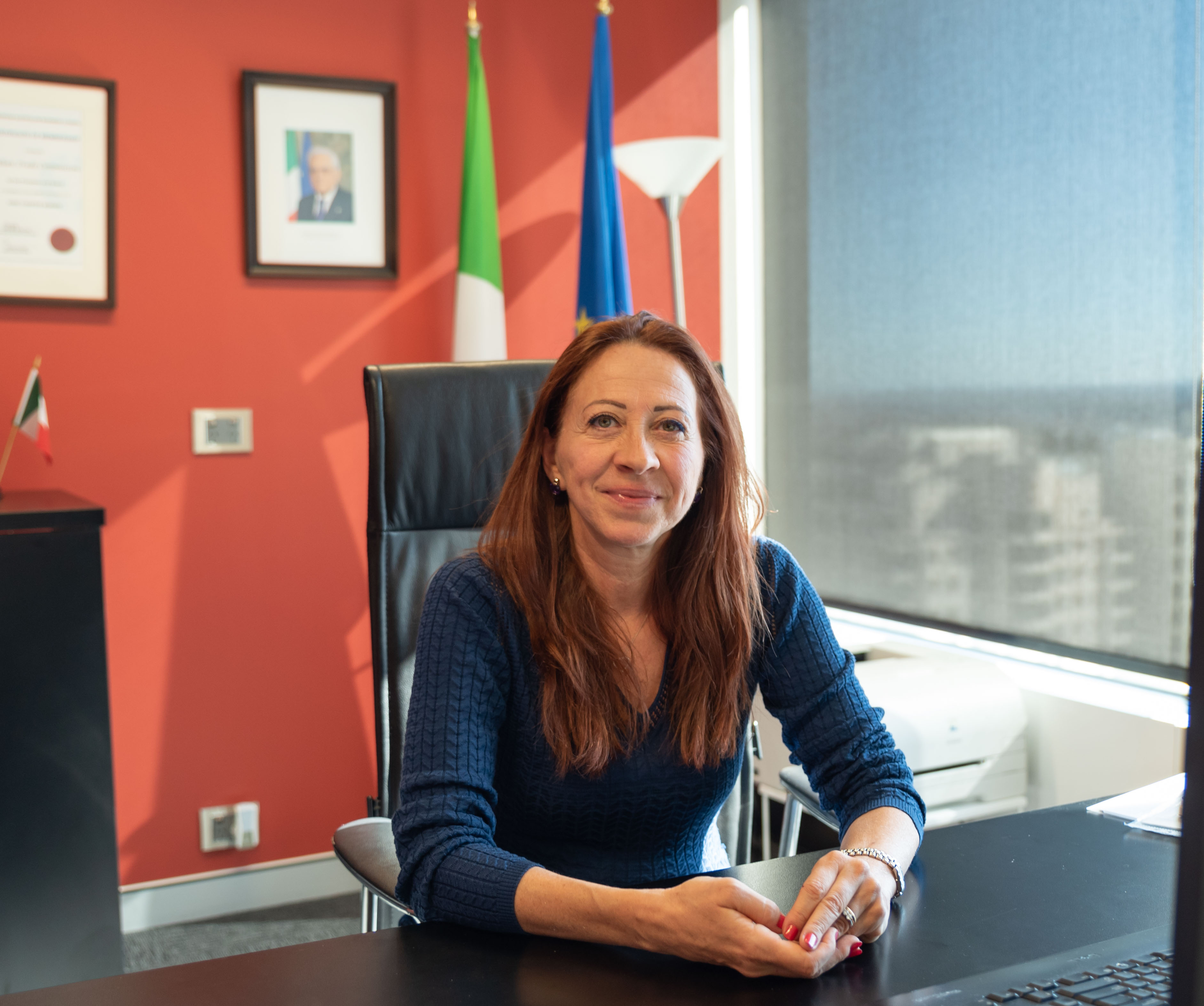 Paola De Faveri Trade Commissioner