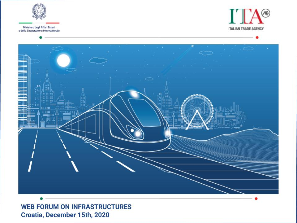 Web forum on Infrastructures