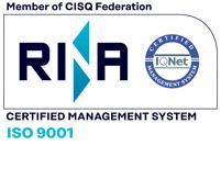 Certificazione di qualità RINA