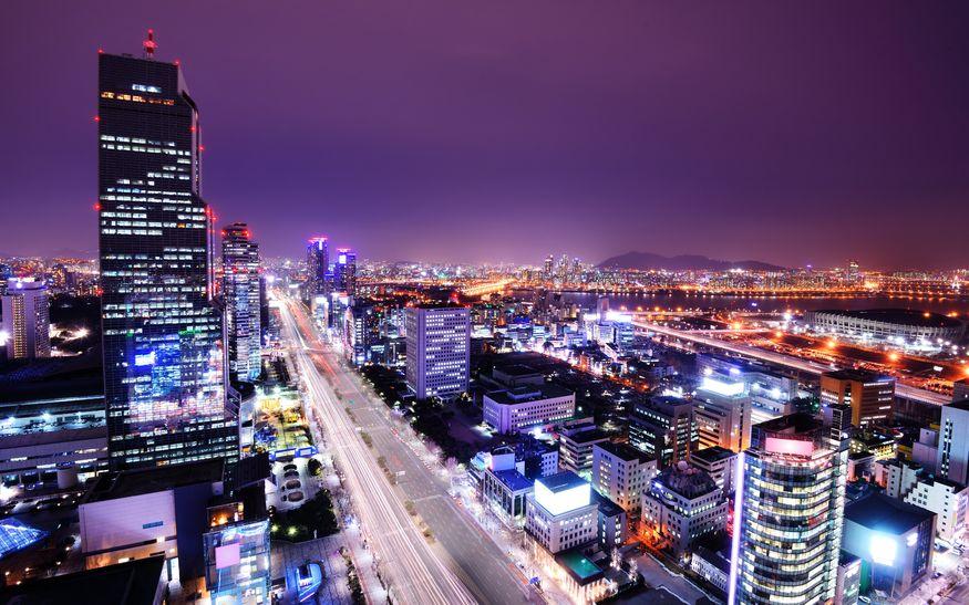 Seoul collegamento