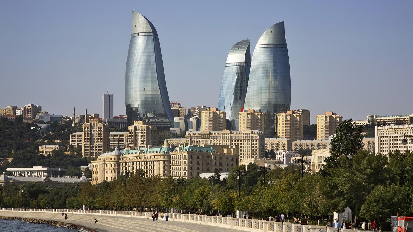 Azerbaijan for Area clienti 3 servizi in abbonamento